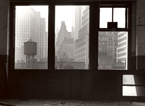 Danny Lyon: The Destruction of Lower Manhattan