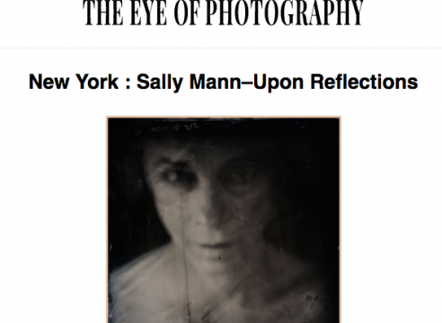 Sally Mann: Upon Reflection in L'Oeil de la Photographie