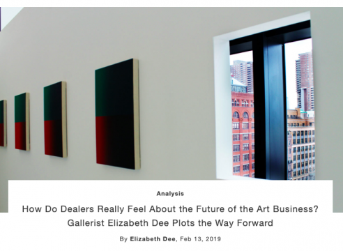 Op-Ed: What's Next For Galleries