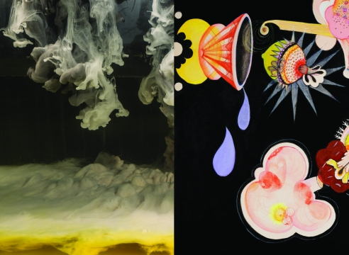 IN FLUX: KIM KEEVER & EDWINA WHITE