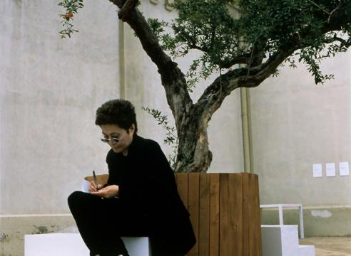 Ana Mendieta, Yoko Ono, Nancy Spero
