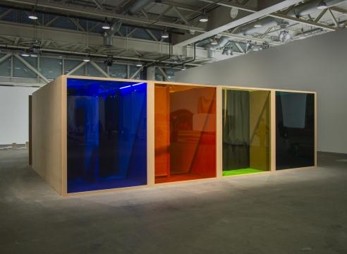 Helio Oiticica's art installation
