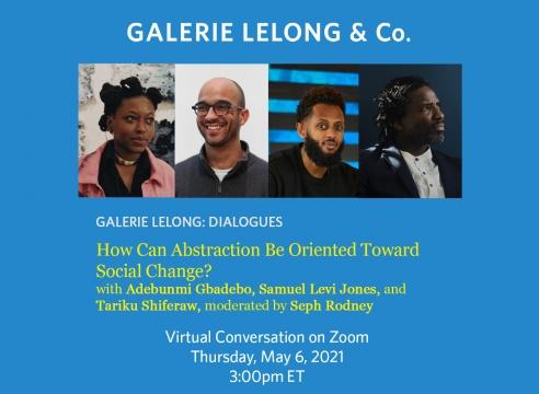 Galerie Lelong: Dialogues