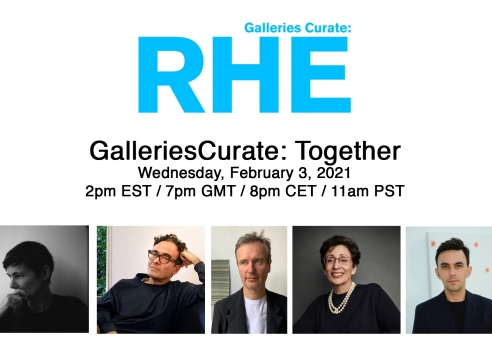 GalleriesCurate: Together