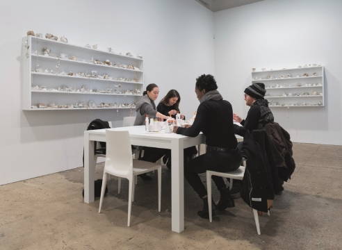 Yoko Ono Mend Piece Galerie Lelong Version 1966/2015
