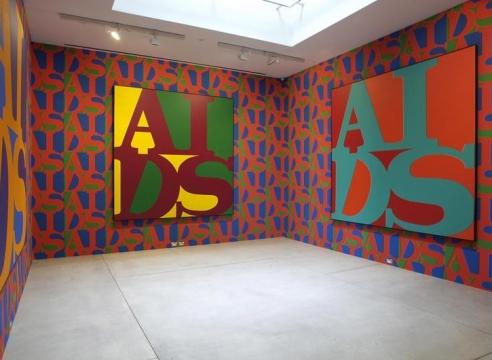 'Ziggurat' Paintings At Mitchell Innes & Nash, New York