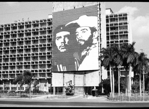 "Martha Rosler's ""Cuba, January 1981"""