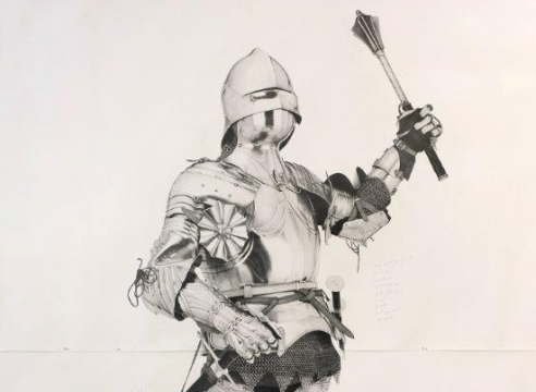 Knight's Heritage: Karl Haendel and the Legacy of Appropriation, Episode Two, 2012