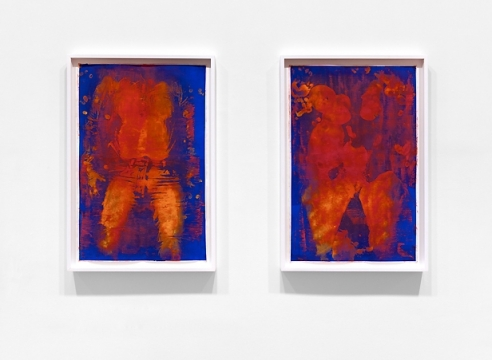 Keltie Ferris at Mitchell-Innes & Nash, through May 6