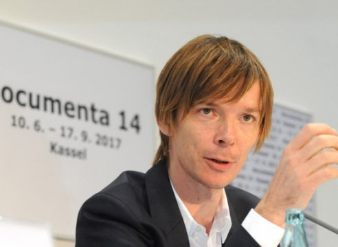 The Tao of Szymczyk: documenta 14 Curator Says to Understand His Show, Forget Everything You Know