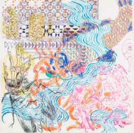 Mitchell-Innes & Nash Now Represents Nancy Graves Foundation, Shows Works on Paper at Frieze