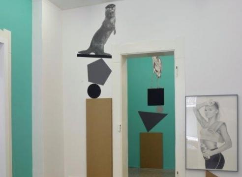 Karl Haendel at Barbara Seiler Galerie