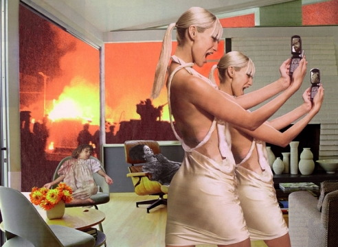 Martha Rosler and Hito Steyerl: War Games