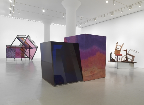 Campers, Sunsets, and Junkyards: Sarah Braman's Containers of Light