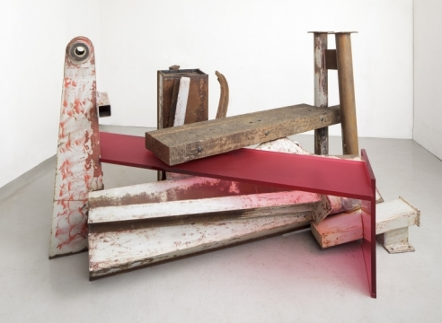 Anthony Caro: Did Old Age Set Free His Inner Comic?