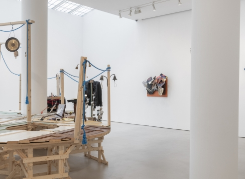 Martin Kersels at Mitchell-Innes & Nash 2019