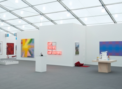 Frieze New York 2016