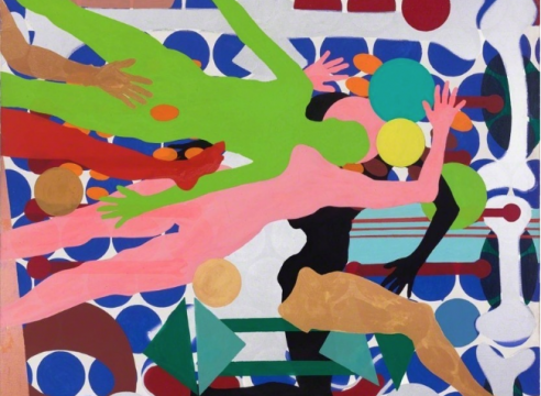 Inspired by Pop Art, a Viennese Painter Explored Radical Change in 1960s New York