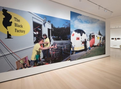 Famous For Crawling Up Broadway In A Superman Suit, Pope.L Brings His Politically-Charged Absurdist Art To MoMA