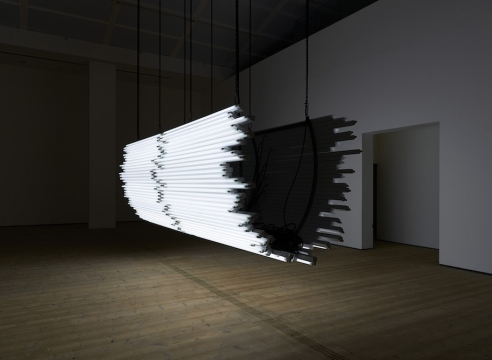 Monica Bonvicini: Her Hand Around the Room