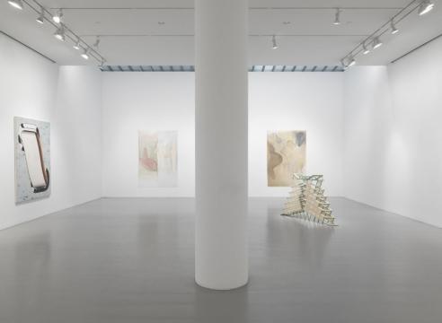 Jo Baer, Anne Neukamp and Diane Simpson