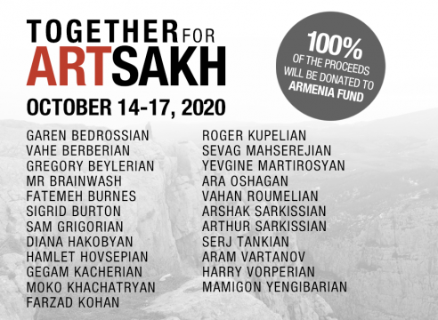 TOGETHER FOR ARTSAKH