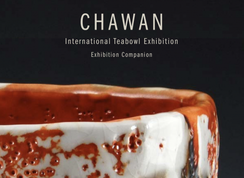 Order the 48 page full colour CHAWAN Exhibition Companion online now