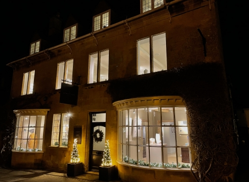 Our new home in the Cotswolds is now open!