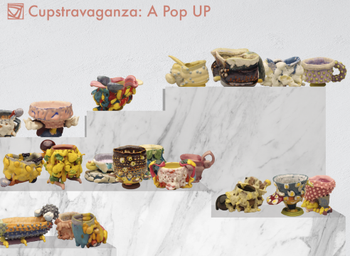 Cupstravaganza: A Pop Up