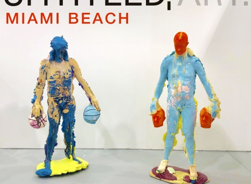 Untitled, Miami Beach 2018