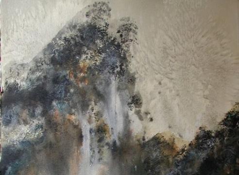 《中国艺术中的意境之山》Holland Cotter 撰