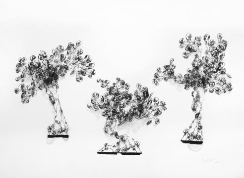 Material Traditions: Fu Xiaotong, Song Xin, Taca Sui, Wu Jian'an