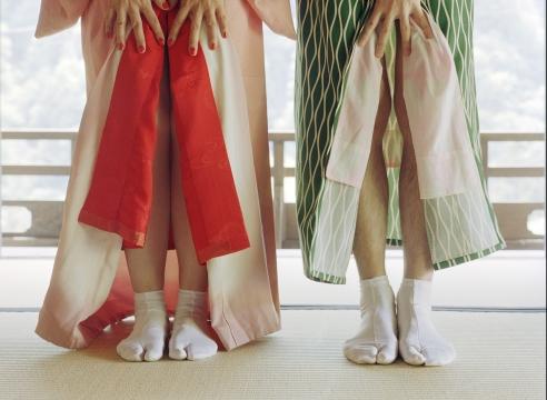 Open Kimono