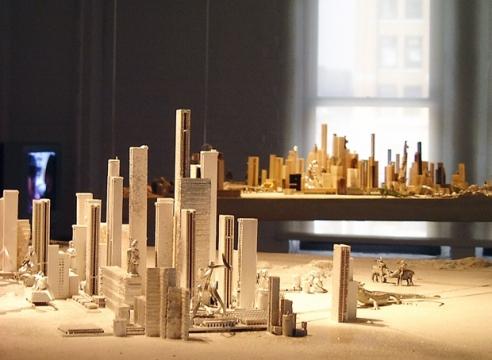 混凝土:中国现代艺术的边缘空间