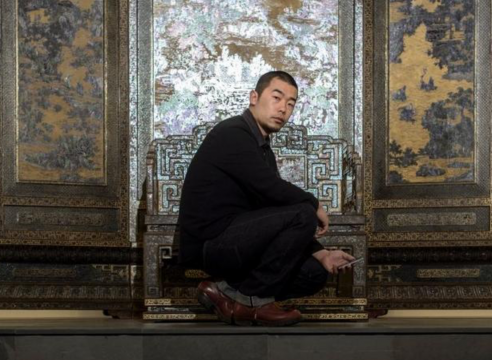 Zhao Zhao, Interview with Ulrike Knofel