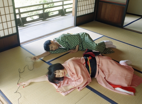 Pixy Liao: Open Kimono at Chambers Fine Art, by Barbara Pollack
