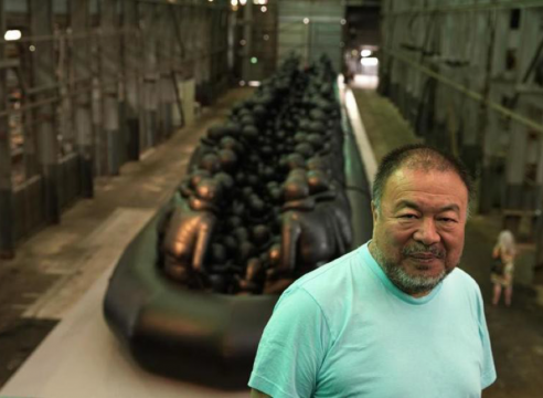 Artists-activist Ai Weiwei to visit Provincetown in July, by Mark Shanahan