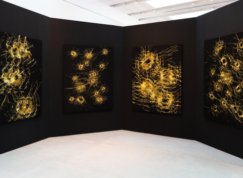 All Eyes on China, Zhao Zhao at Abu Dhabi Art, by Daily Canvas