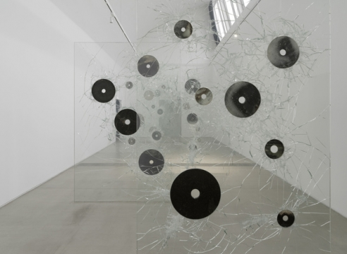 "Zhao Zhao in group exhibition, ""Entropy"""