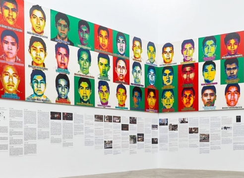 Ai Weiwei: Resetting Memories at MUAC