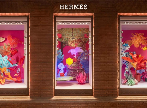 Wu Jian'an: The Myths of Innovation, collaboration with Hermès