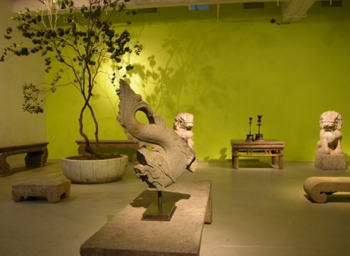 Permanence: Classical Chinese Stone Furniture for the Garden
