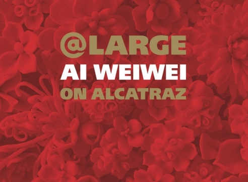 @ Large: Ai Weiwei on Alcatraz