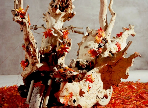 《史金淞:喷射他的火焰,附玉于他的骨》 Wu Hung 撰
