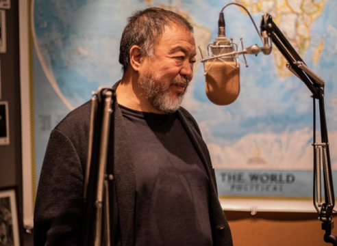 Dissident artist Ai Weiwei asks: Does America still have 'the big heart?', By The World staff