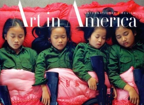 《习惯性的延迟速—冒进的中国艺术家如轮椅般的进步》Richard Vine 撰