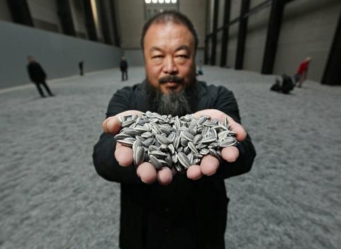 Ai Weiwei: Sunflower Seeds