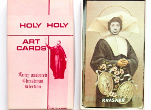 Holy Holy Art Cards