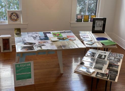 Alternate Projects @ Printed Matter's Virtual Art Book Fair, Feb 2021