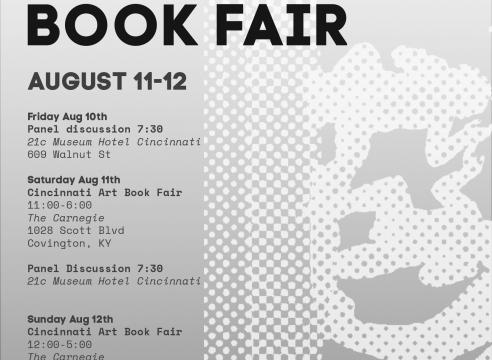 2018 Cincinnati Art Book Fair